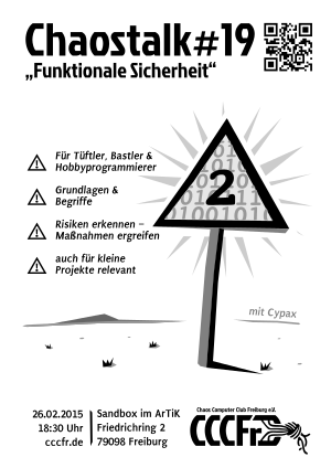 Chaostalk #19 Poster
